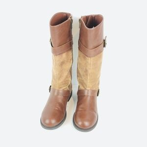 Nine West Girl's Knee High Boot 3